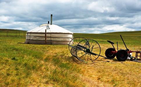 传统蒙古包批发
